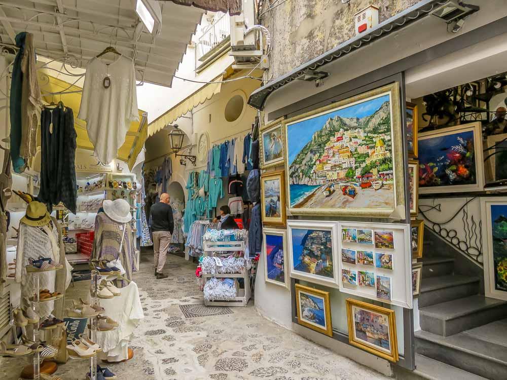 Positano, Costa Amalfi