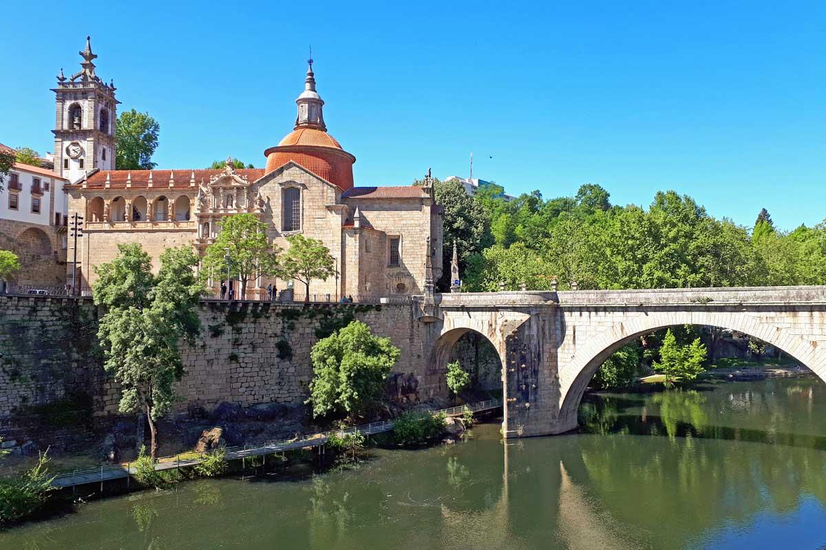 Ponte de São Gonçalo, Amarante