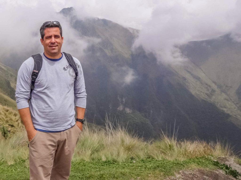 Personal Travel Advisor, André Parente