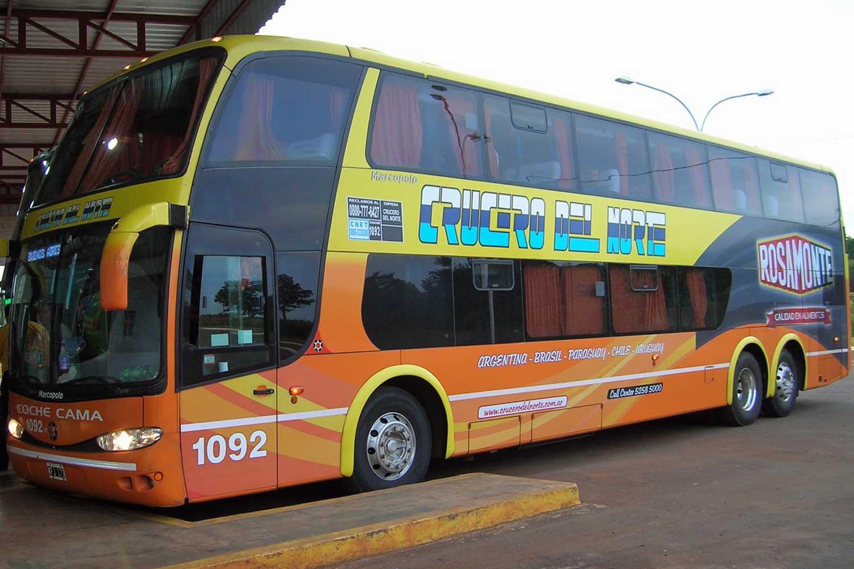argentina autocarro onibus