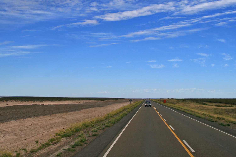 argentina carro estrada