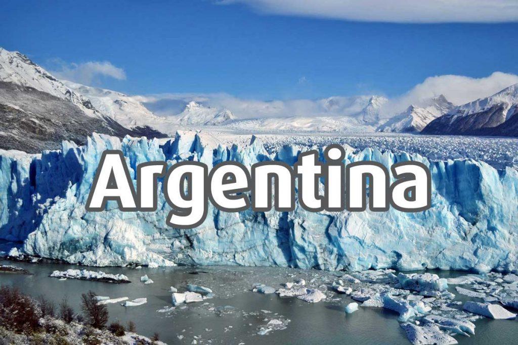 Argentina, Blog de viagens