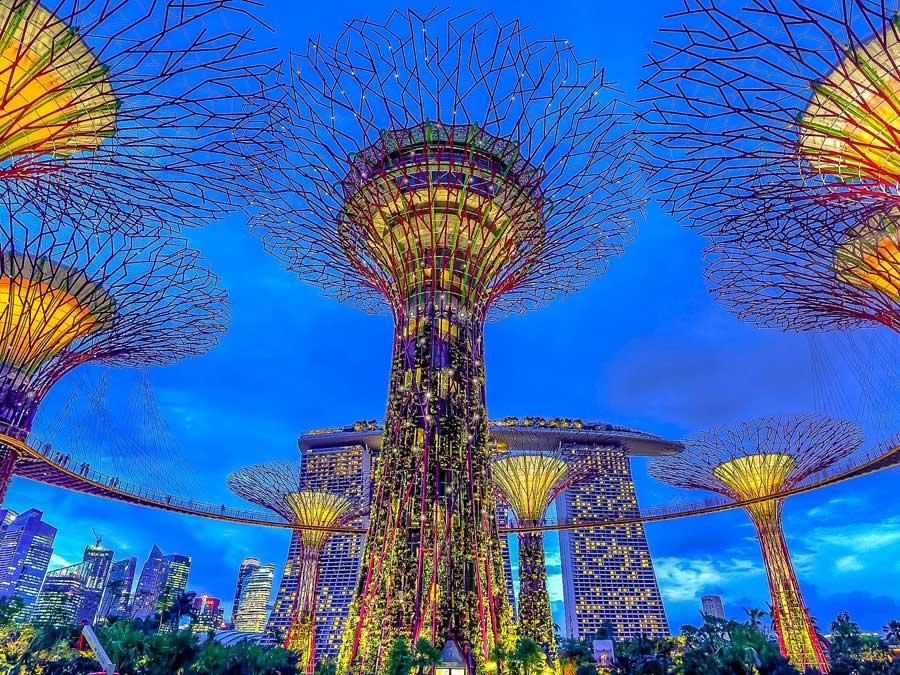 Singapura, Sudeste Asiático