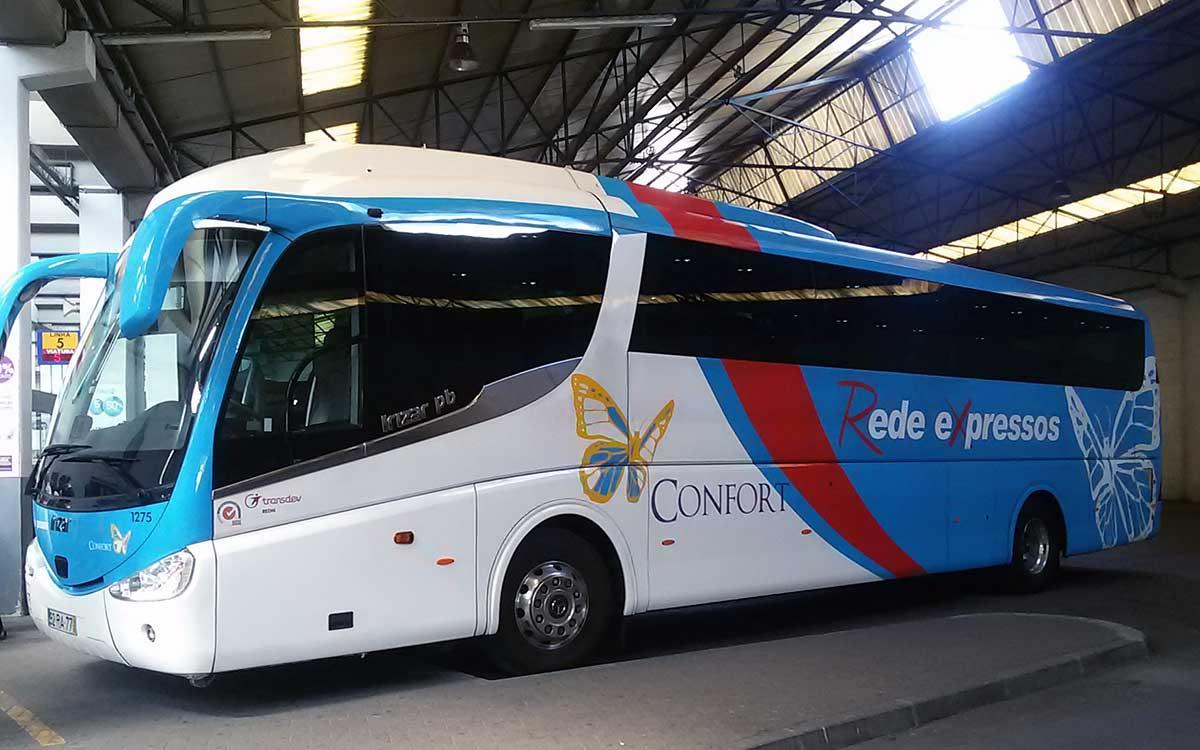 Autocarro Rede Expresso