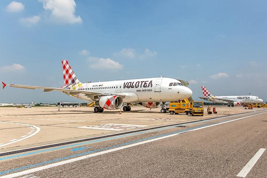 Avião Costa Amalfi
