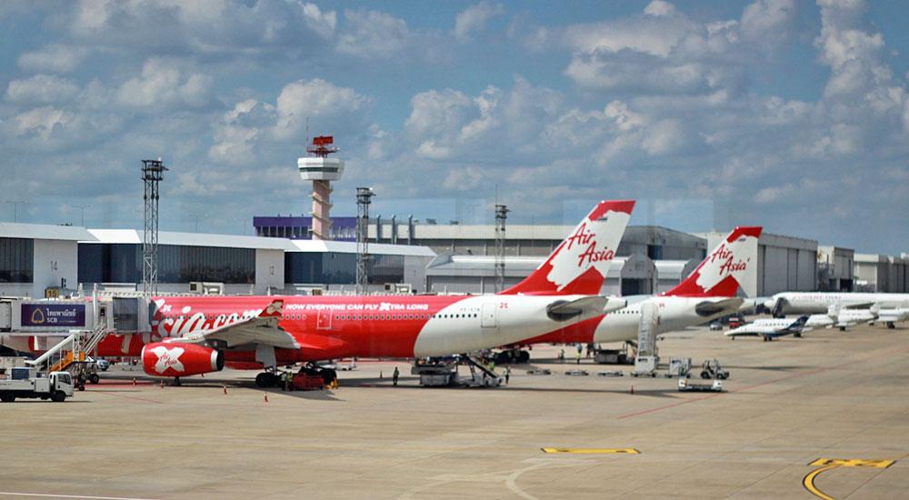 avião Air Asia