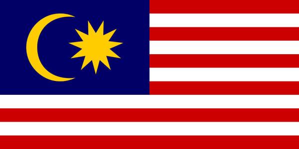Bandeira Malásia