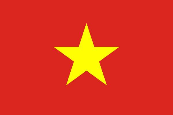 Bandeira Vietnam