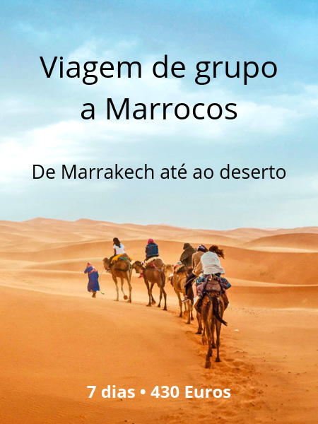 Viagem a Marrocos