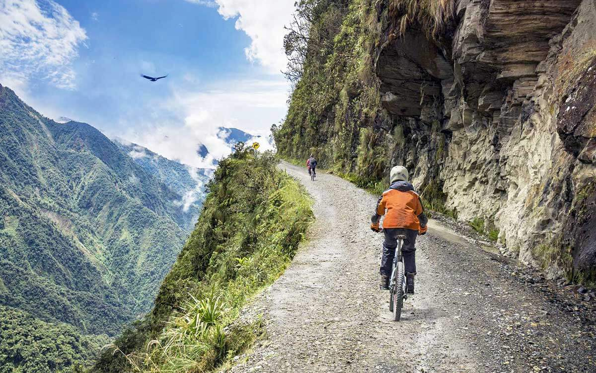 Estrada da Morte, Bolivia