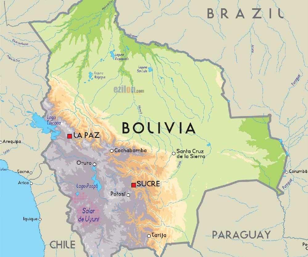 Clima na Bolívia