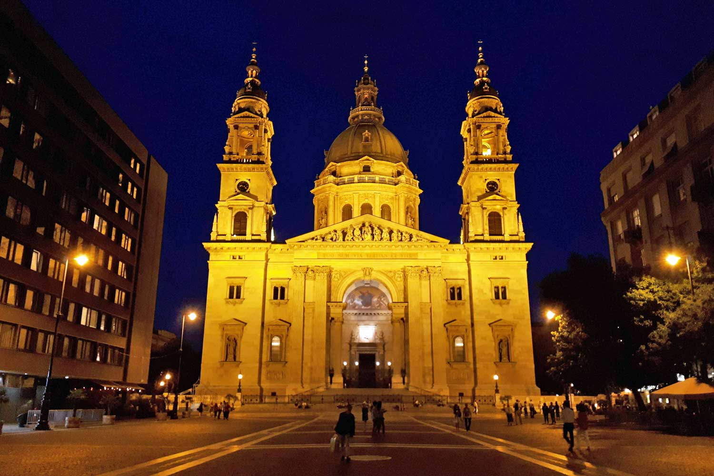 budapeste basilica