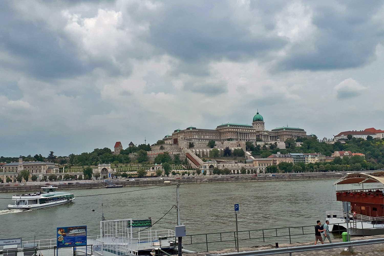 Buda Castle, Budapeste