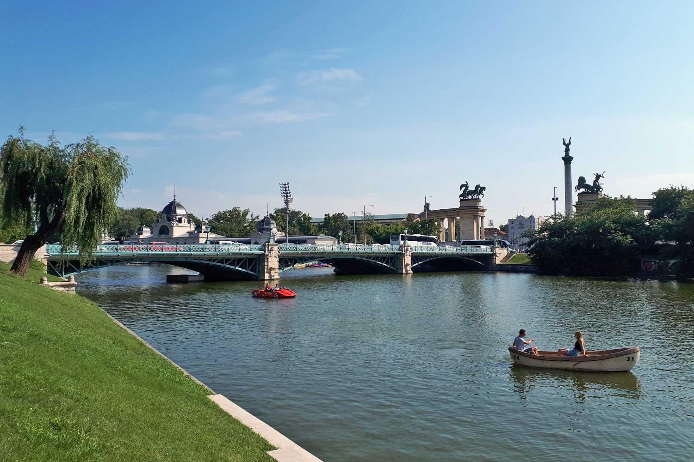 Budapeste City Park