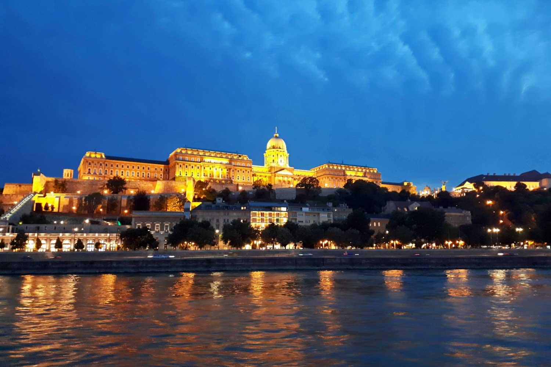 Cruzeiro Danúbio, Budapeste