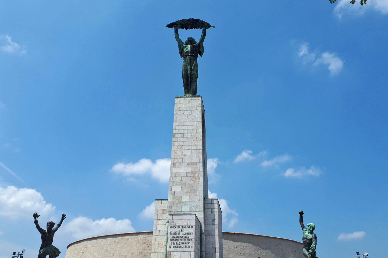 budapeste estatua liberdade