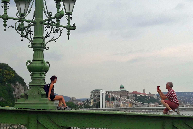 budapeste liberty bridge