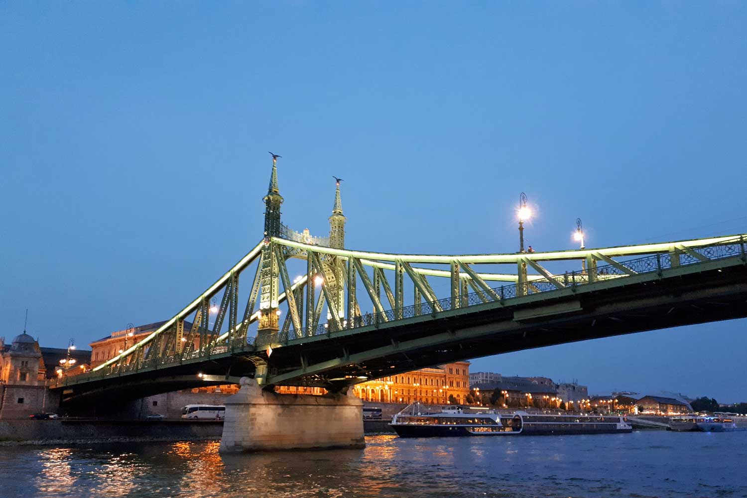 budapeste liberty bridge