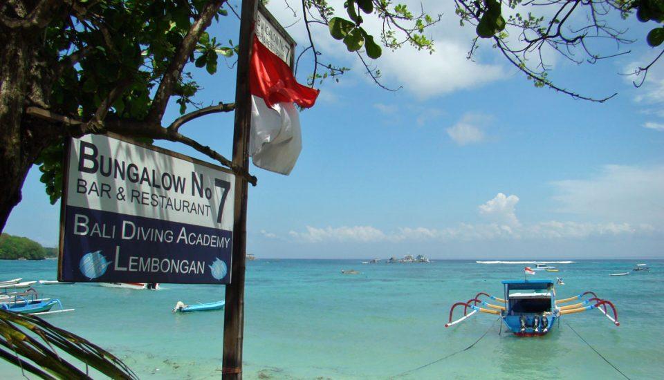 Bungalow 7 - Nusa Lembongan, Indonesia