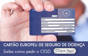cartão CESD