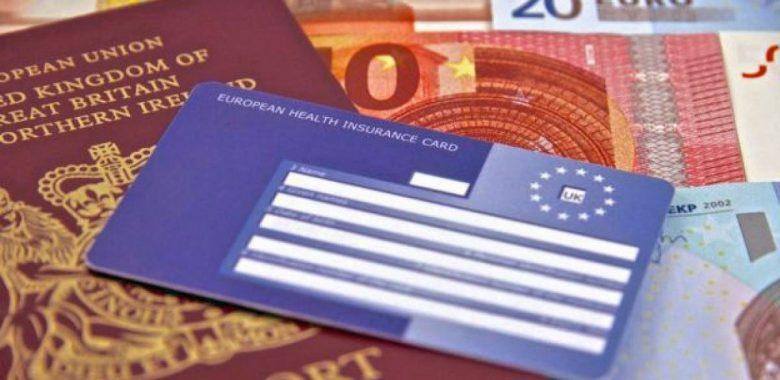 Cartão Europeu de Saude