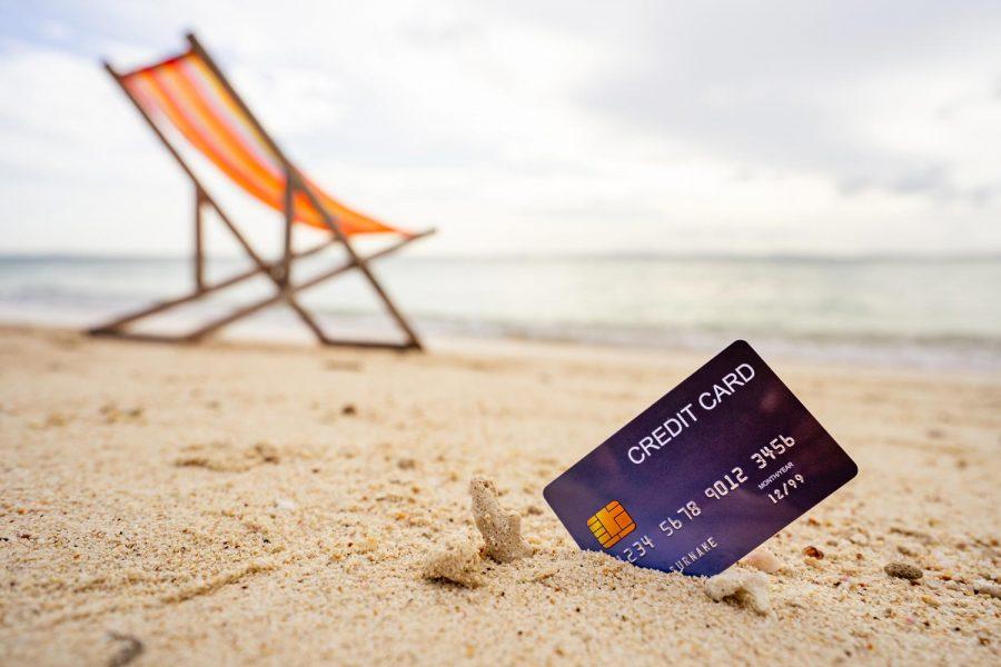 cartões bancários para viajar