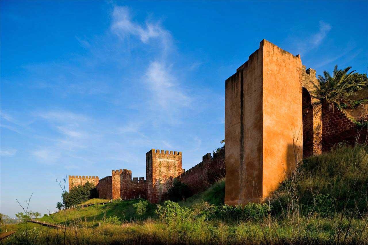 Castelo de Silves, Portugal