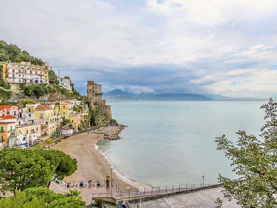 Cetara, Costa Amalfi