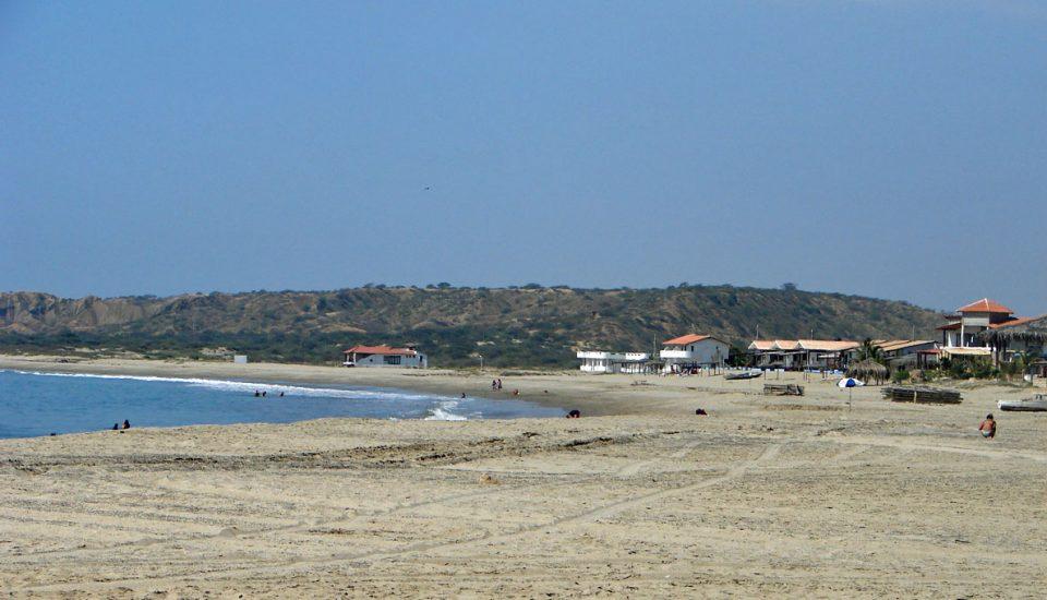 Praia Mancora, Peru