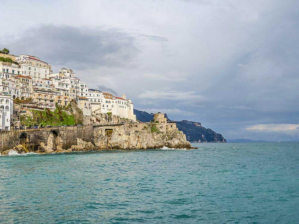 Clima na Costa Amalfi e quando ir
