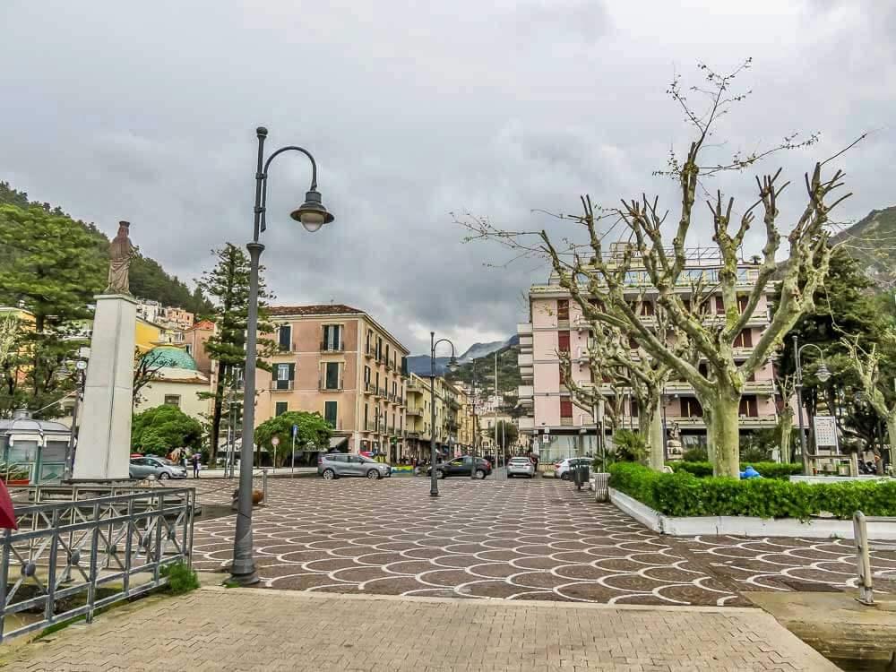 Costa Amalfi, Maiori