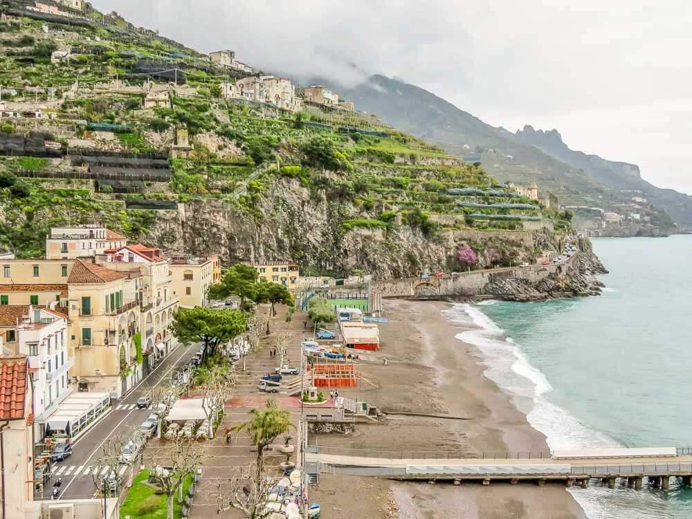 Minori, Costa Amalfi