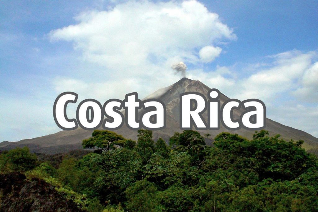 Costa Rica, Blog de viagens