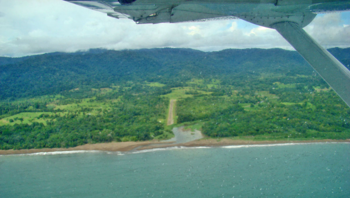 Drale Bay, a Costa Rica