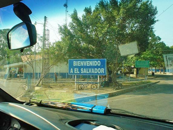 Fronteira El Salvador