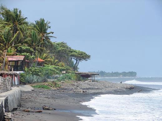 El Sunzal, El Salvador