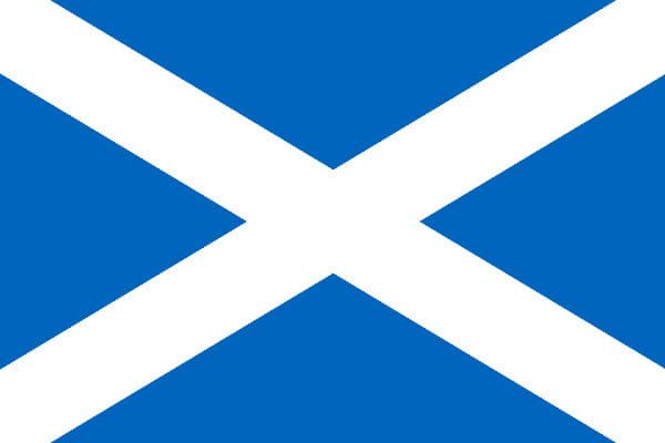 Badeira da Escócia