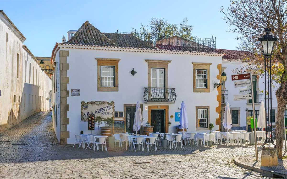 Café em Faro