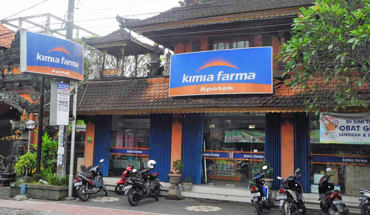 farmacia de viagem