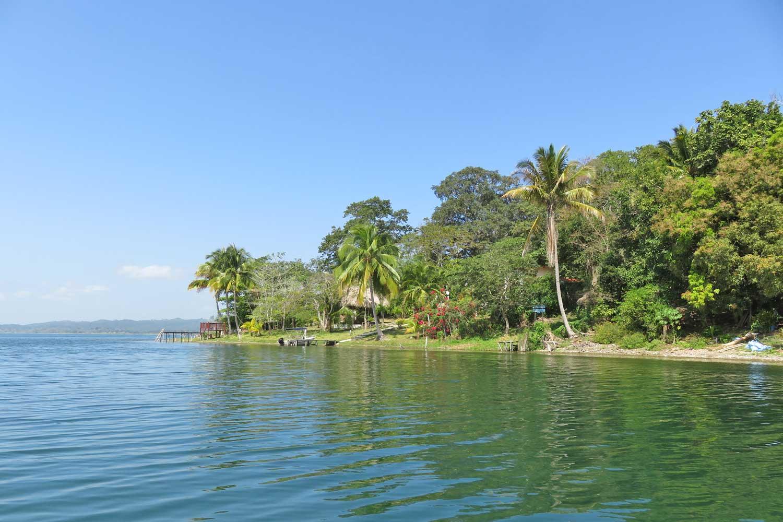 Ilha de Flores, Guatemala
