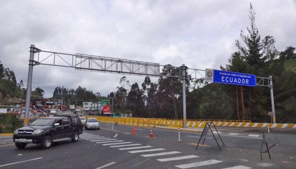 fronteira rumichaca