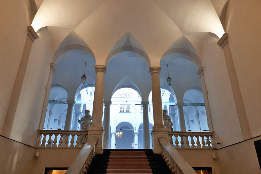 Palazzo Bianco - Génova, Itália