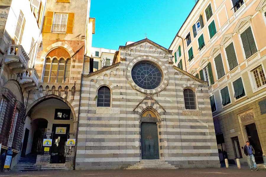 Igreja San Matteo, Génova