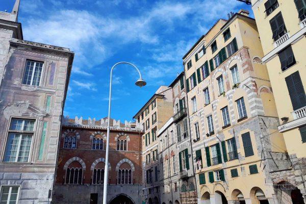 O que fazer e visitar em Génova