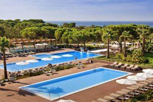 Hotéis de 5 estrelas para umas férias de luxo no Algarve