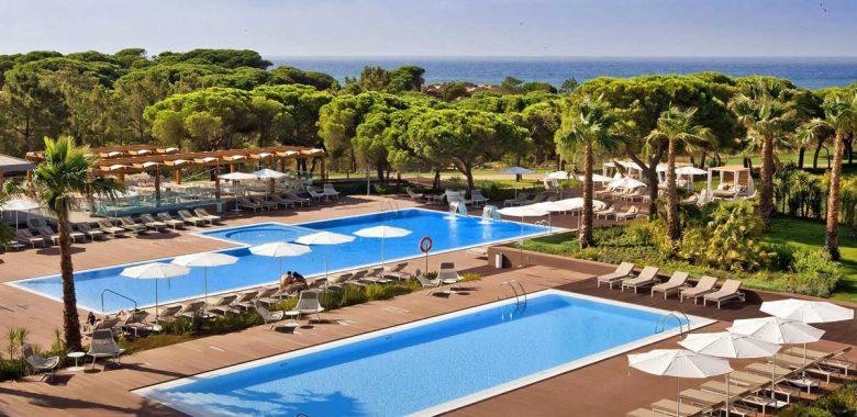 Hoteis no Algarve