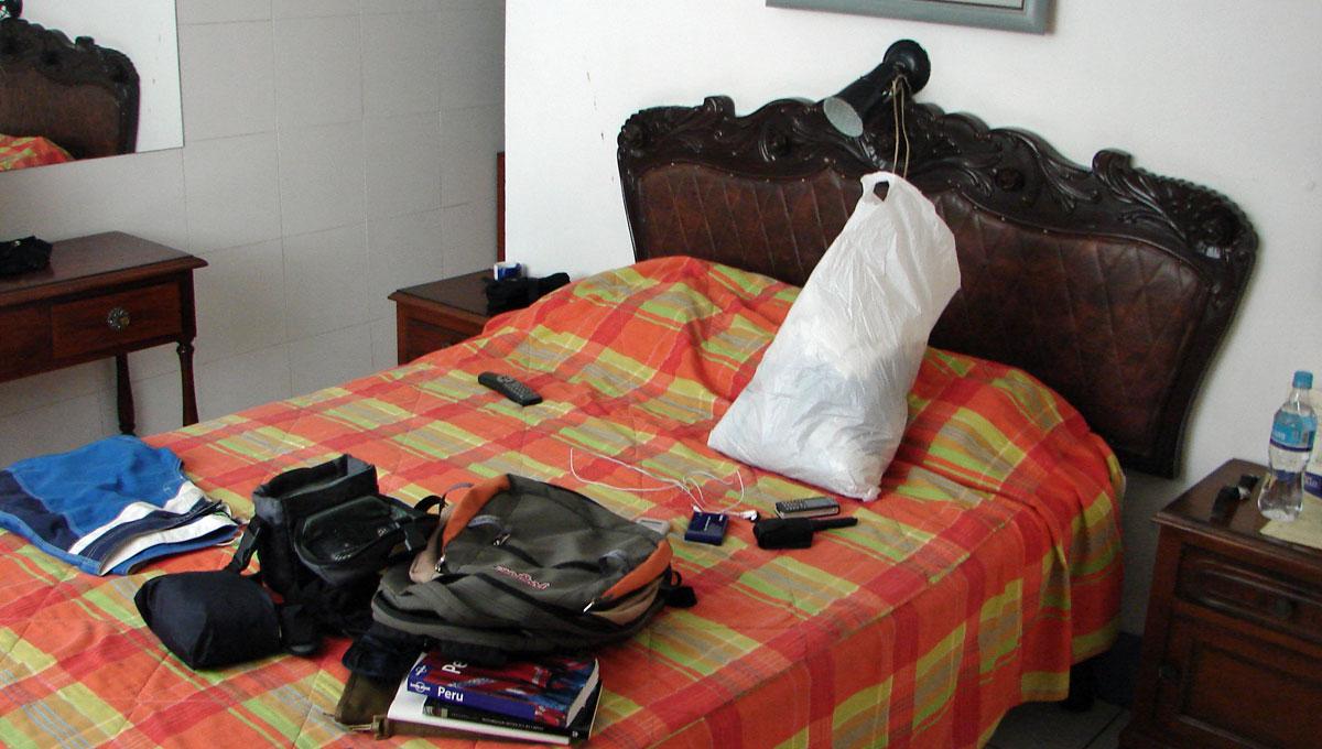 Hotel Bracamonte Huanchaco
