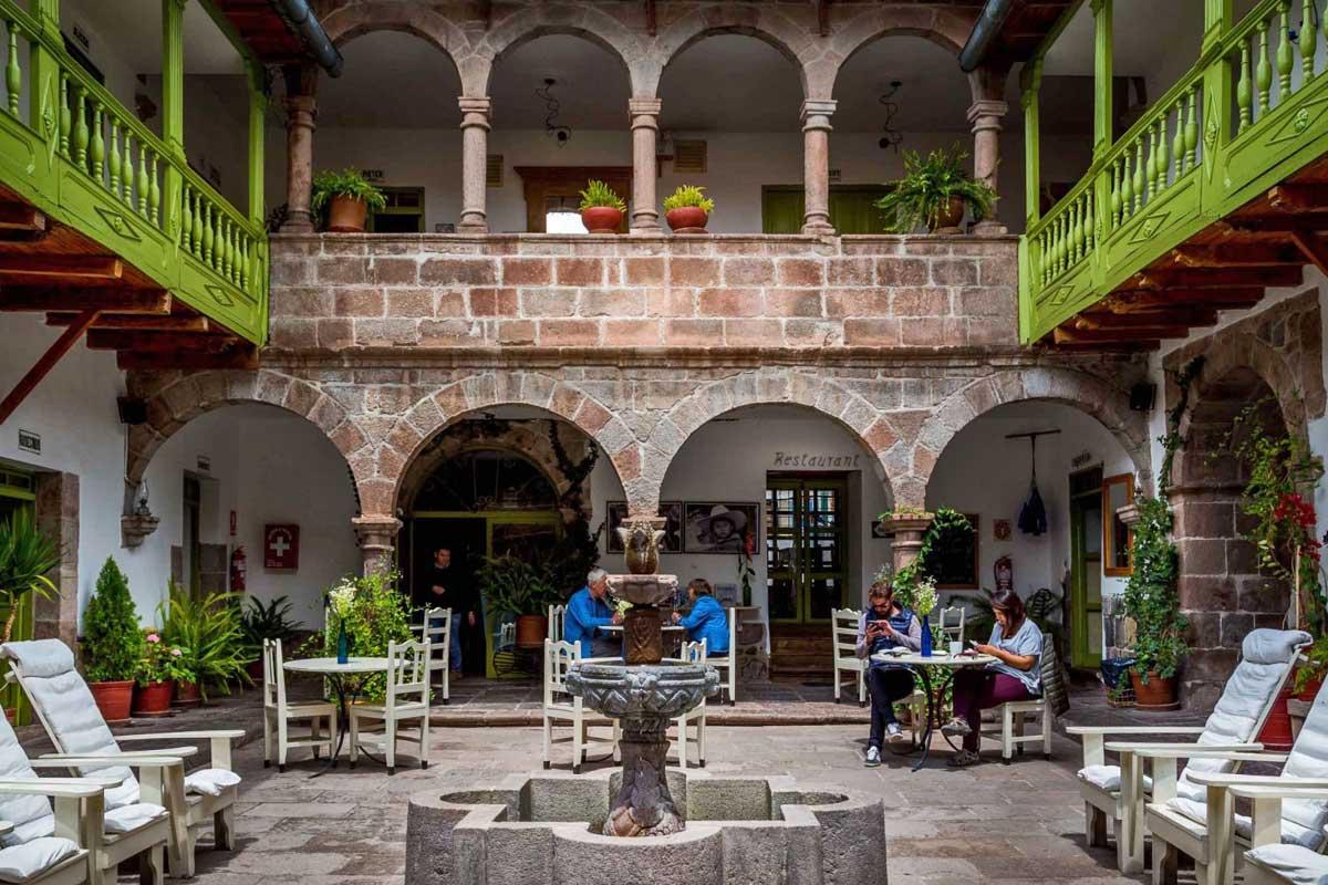 Niños Hotel, Cusco, Peru