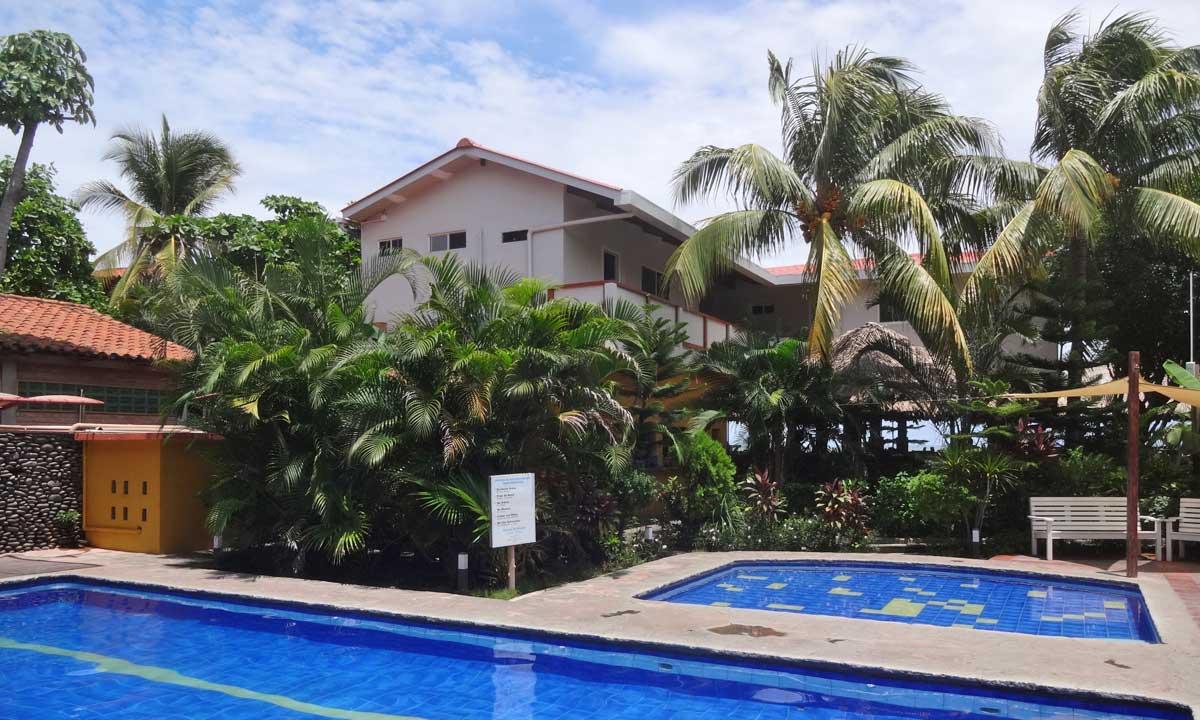 Hotel Roca Sunzal, El Salvador