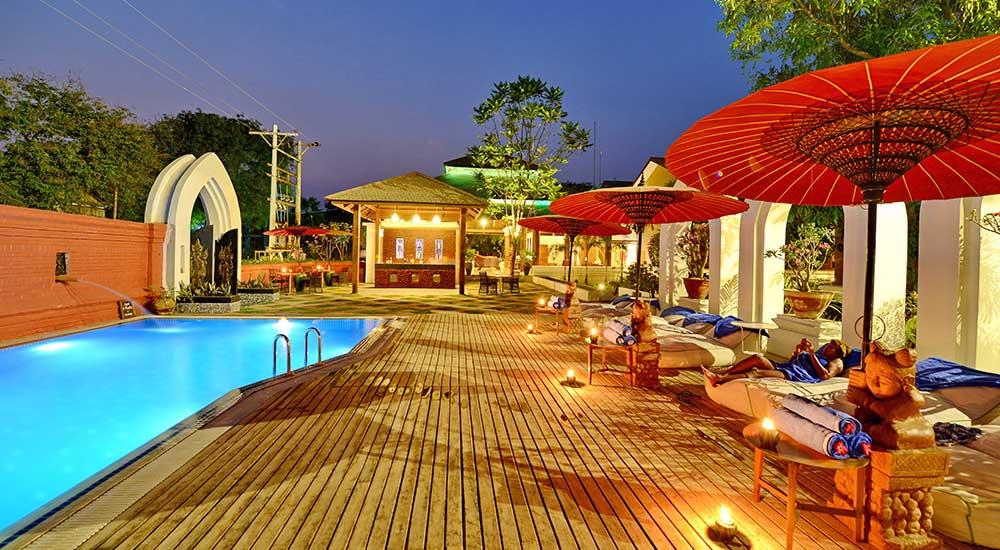 Hotel em Bagan
